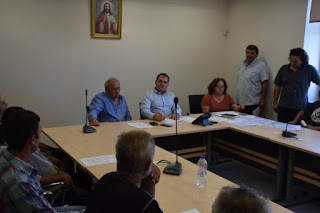 Δήμος Καλαμάτας: Αναλαμβάνουν υπηρεσία οι δημοτικοί πυροφύλακες