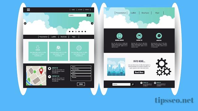 Cara Memilih Theme Wordpress