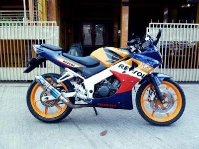 Spesifikasi, Kelebihan dan Kekurangan Honda CBR 150 Karbu CBU Thailand