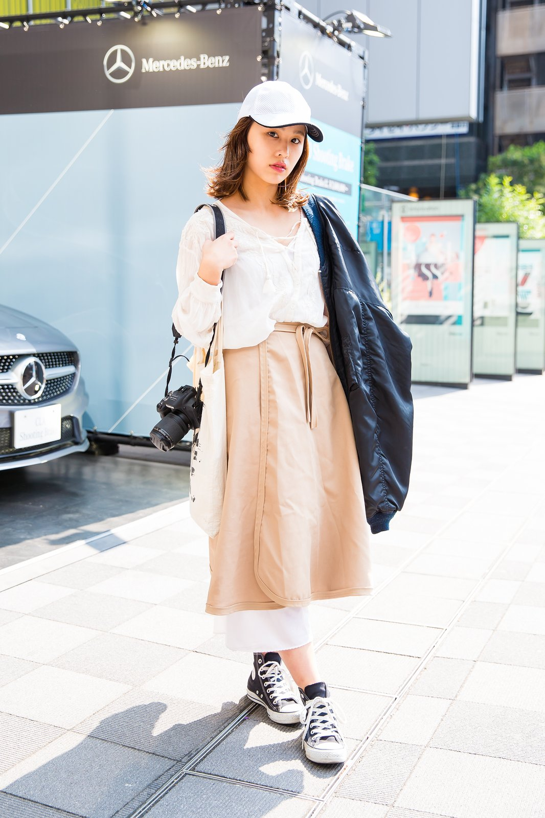 tokyo fashion week, blogger, ootd, outfit