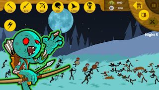 Stick War: Legacy Mod Apk Unlimited money free android