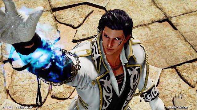 Tekken 7 Characters and their storie Claudio serafino