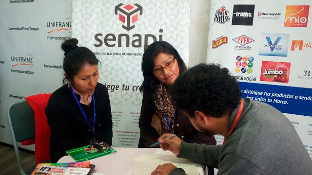 El SENAPI realiza taller de propiedad intelectual en Achacachi