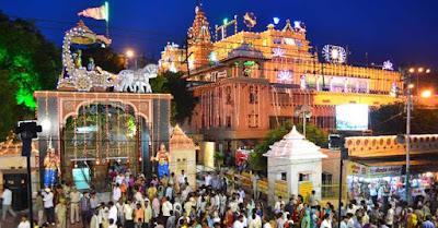 Krishna Janmashtami in Mathura, Vrindavan
