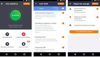 App AVG Antivirus