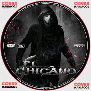 EL CHICANO 2019 [COVER - DVD]