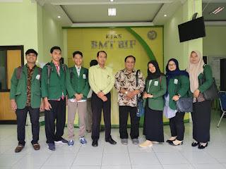 Praktikum Profesi di BMT-BIF Yogyakarta
