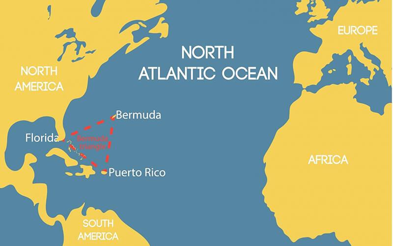 95 Yıldır Şeytan Denizinde Kayıp Olan SS Cotopaxi Gemisi Bulundu