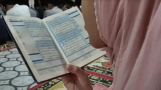 Iqro' wajib seorang muslim. Rutinitas ini tinggal ditambahkan dengan bahan literasi lainnya.