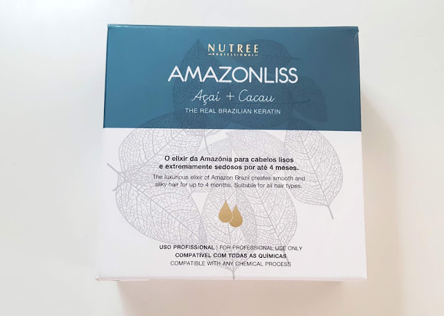 Nutree Professional Amazonliss Smoothing Keratin Treatment Review