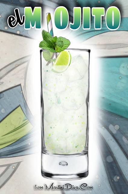 The MOJITO, A Classic Cuban Cocktail