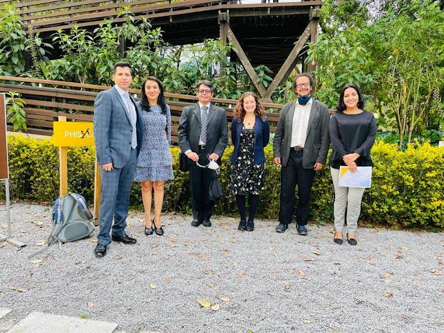 Academia de Ciencias del Ecuador incorpora a tres nuevos investigadores de la USFQ