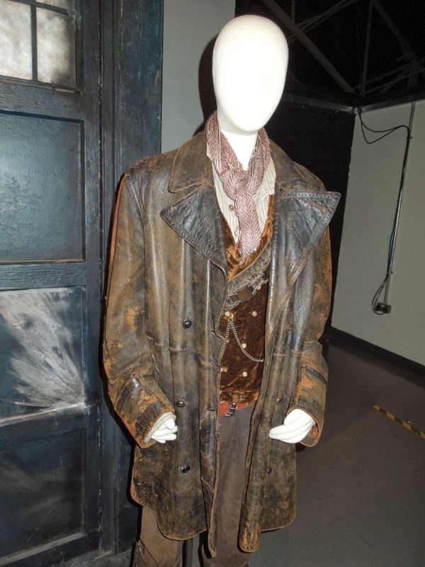 John Hurt Doctor Who costume