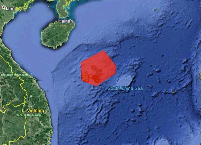 Trung Quốc chuẩn bị tập trận lớn tại Biển Đông
