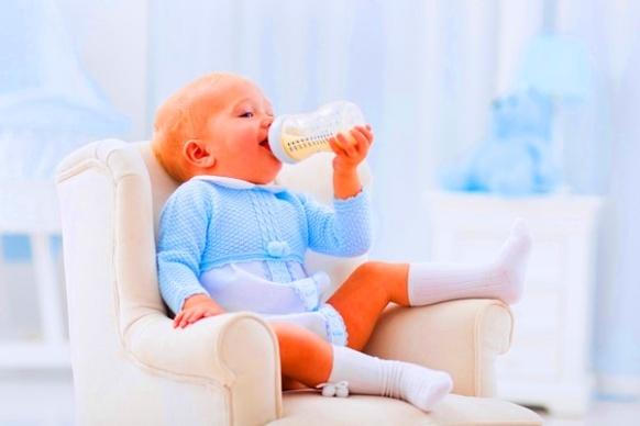 susu bayi baru lahir