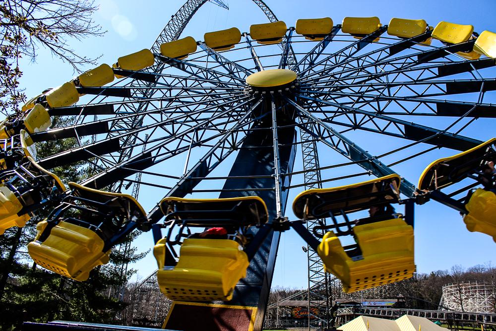 Play St. Louis: Six Flags, Eureka