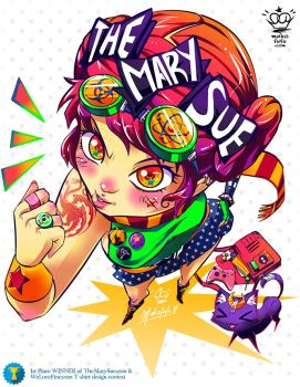 Fixing the Mary Sue Character in Your Story ~ September C