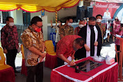 Melayani Lebih Sungguh, Pesan Gubernur Olly Saat Resmikan Gedung GMIM Citra Anugerah Bitung