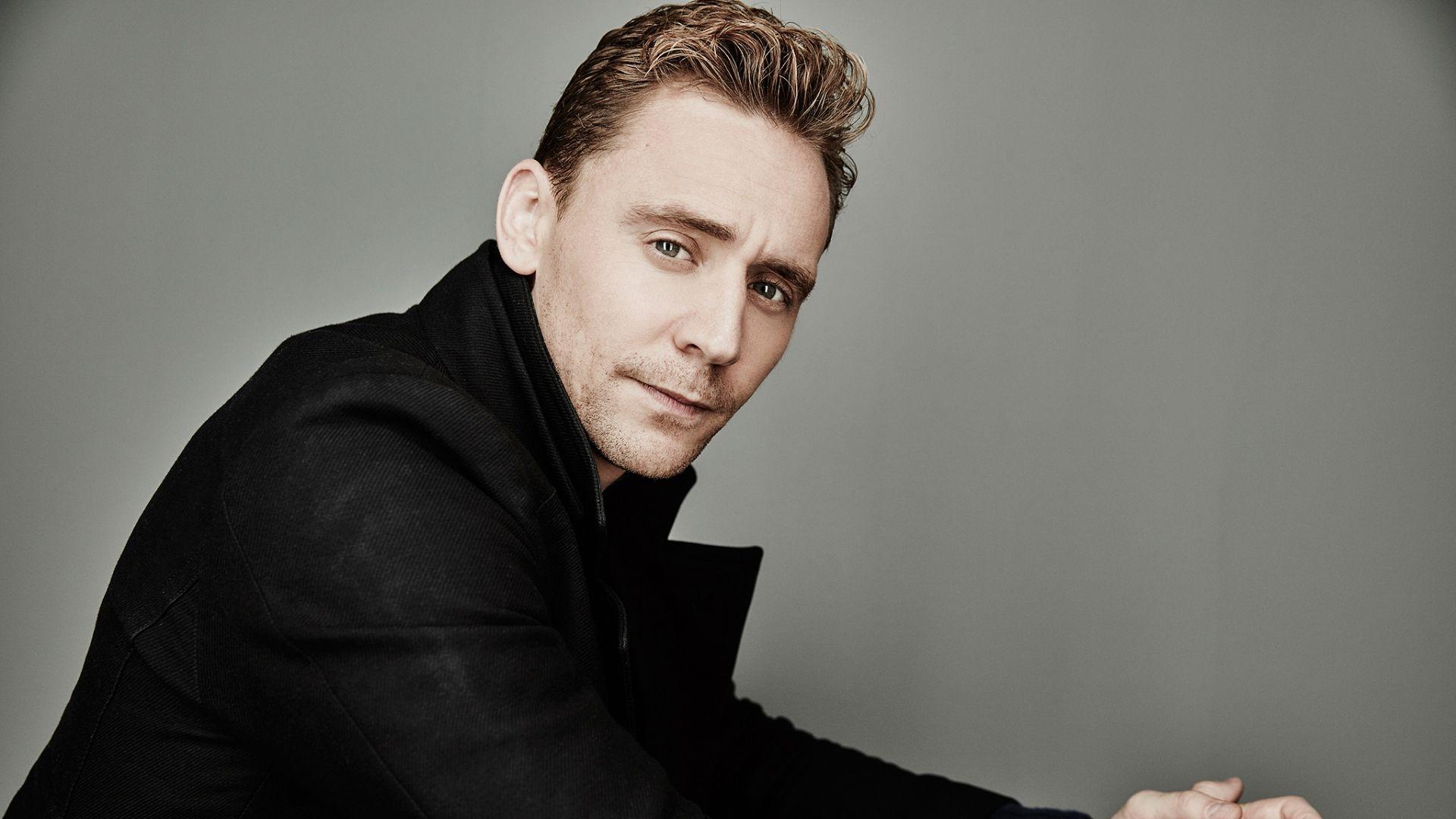 Tom Hiddleston Look