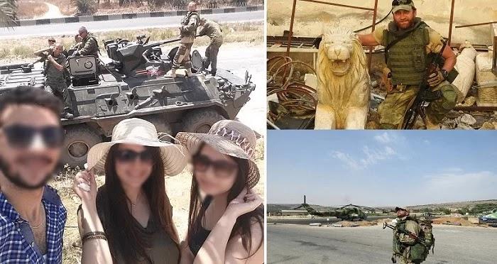Για πρώτη φορά δόθηκαν στην δημοσιότητα εικόνες και βίντεο από την Συρία – Ρώσοι πεζοναύτες και Spetsnaz