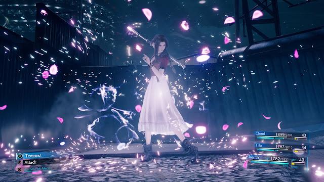 Aerith Final Fantasy 7 Remake