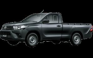 Toyota Hilux S Cub