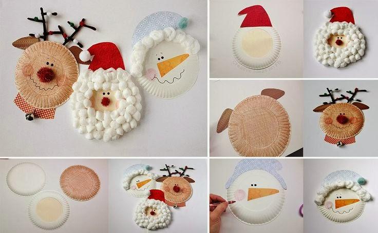Pinterest Craft Ideas: Shine Kids Crafts: 2013 X'mas Kids Crafts