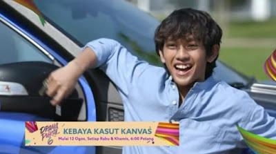 Senarai Pelakon Drama Kebaya Kasut Kanvas (TV3)