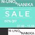 N-Uno & Nanika Mainstore GACHA SALE 50% OFF