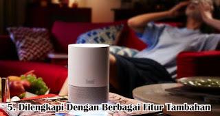 Dilengkapi Dengan Berbagai Fitur Tambahan adalah kelebihan dari speaker bluetooth