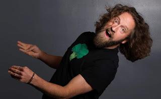 Picture of American comedian, Josh Blue