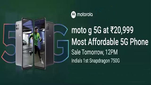 Motorola Moto G 5G Full Specifications With Price in India