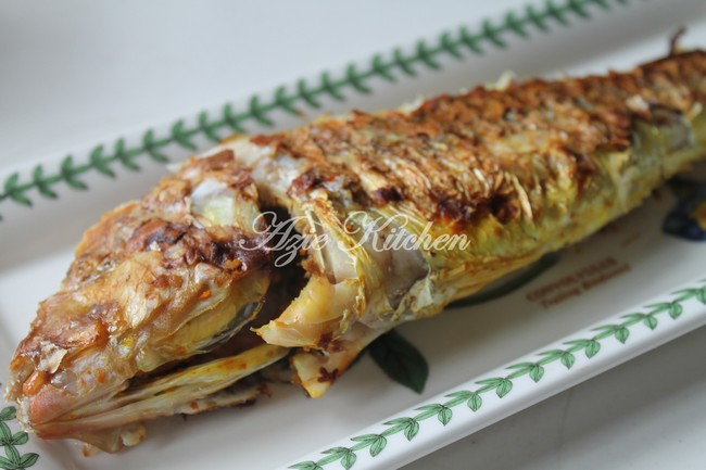 Ikan Bakar Azie Kitchen