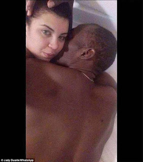 Usain Bolt caught red handed cheating on girlfriend following Whatsapp pictures