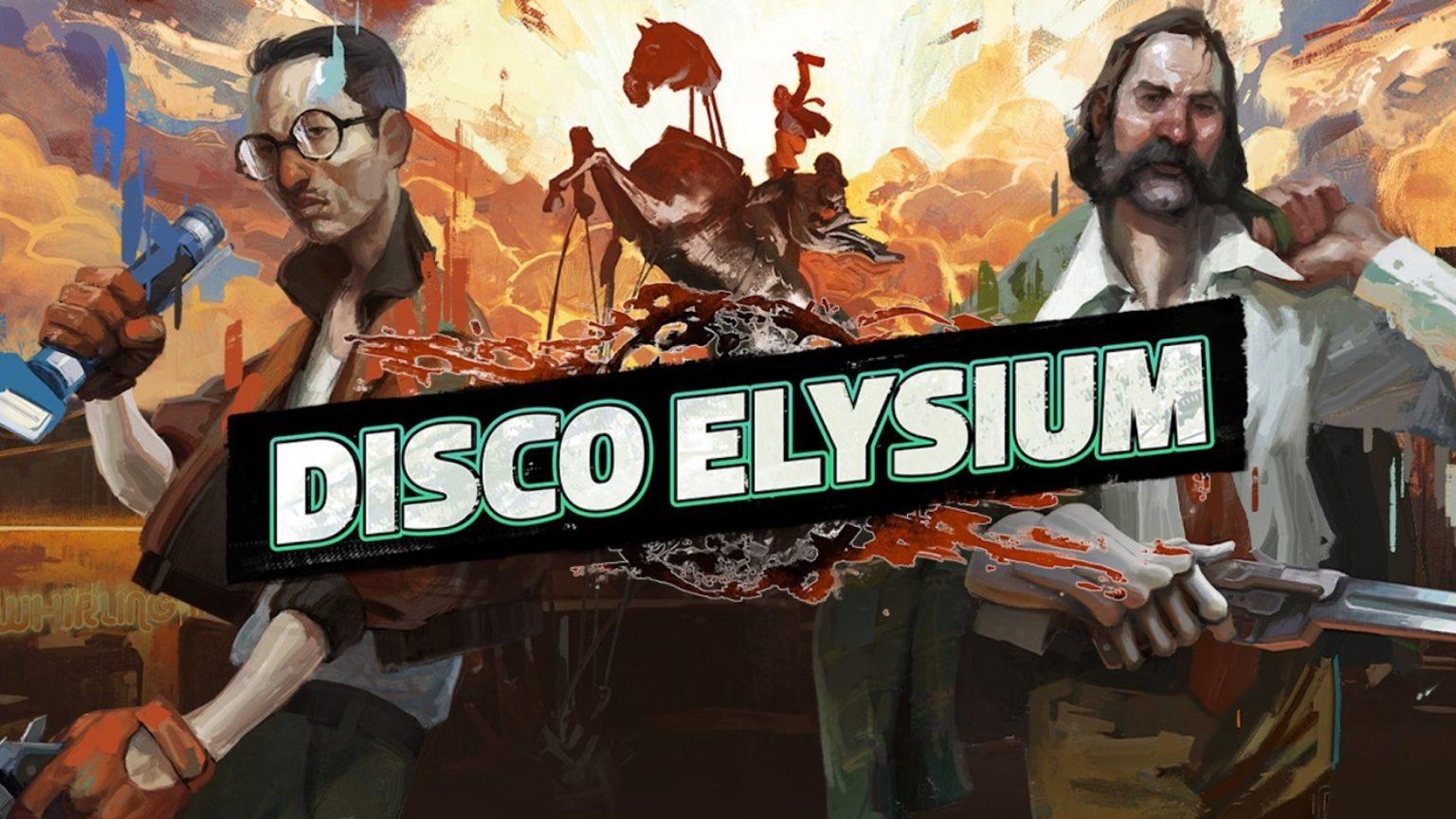 # 15 - Disco Elysium