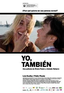 Yo, también (2009) Drama con Lola Dueñas