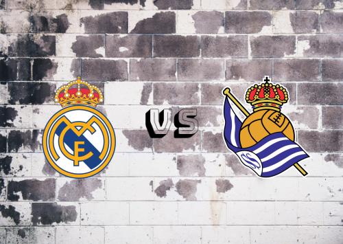 Real Madrid vs Real Sociedad  Resumen y Partido Completo
