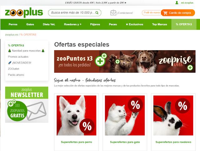 Zooplus - La tienda de mascotas de referencia en España