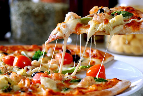 Image: Pizza Fast Food, by Bruno Marques Designer on Pixabay