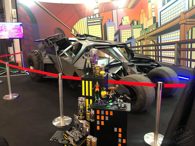 Toy Fair 2020 UK Spin Master DC Action Figures