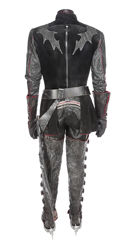 Sleepy Hollow Headless Horseman costume back