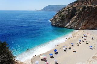 Kaputas Beach Pantai Yang Wajib Dikunjungi Di Turki