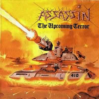 #RetroCD Review: Assassin - The Upcoming Terror (1987)