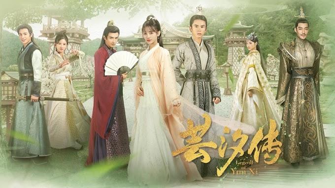 Drama China | Legend Of Yun Xi (2018)