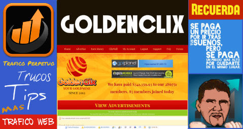 Golden Clix (TP)