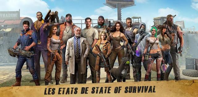 عن لعبة State of Survival للاندرويد