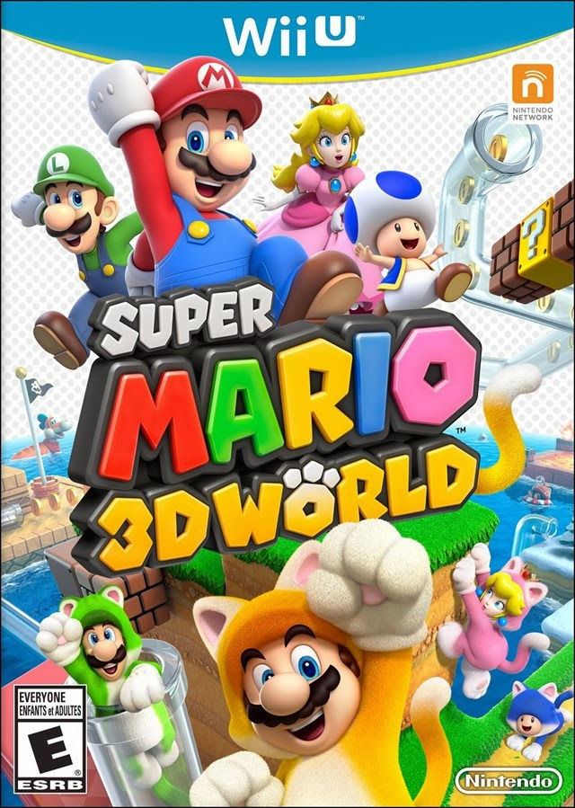 Let's Play Super Mario 3D World for Wii U