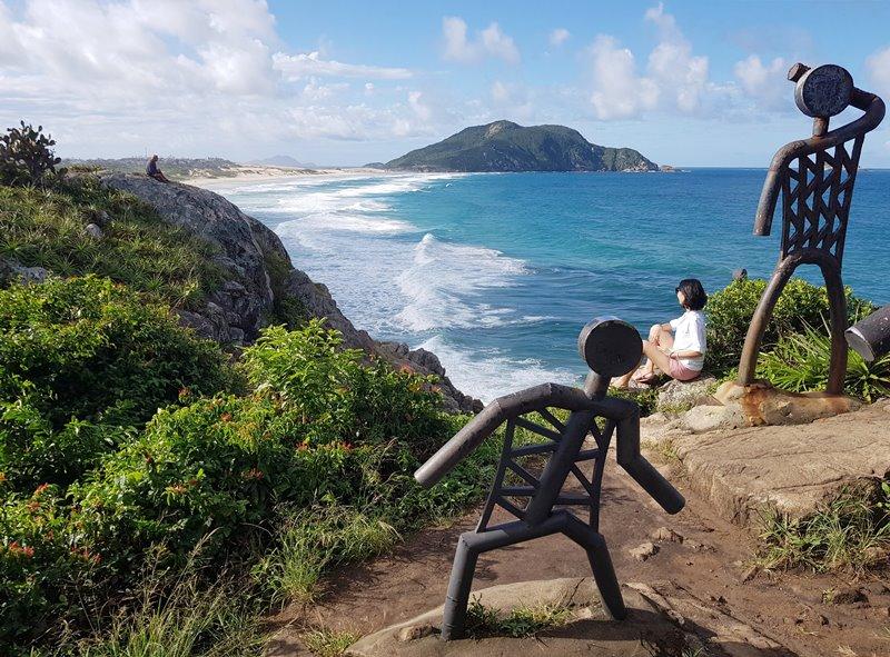 Trilhas de Florianópolis