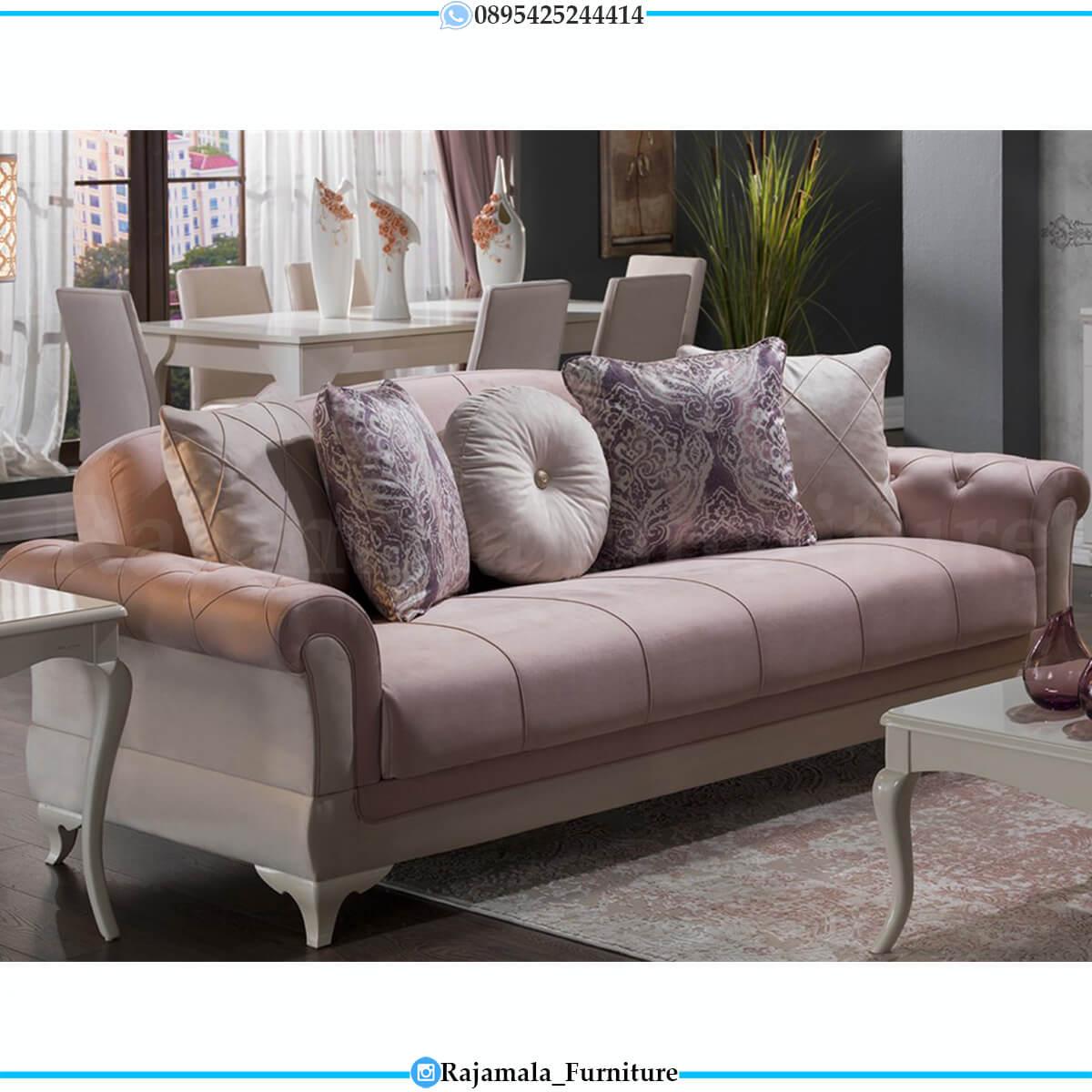 New Sofa Tamu Minimalis Modern Simple Elegant Design RM-0630