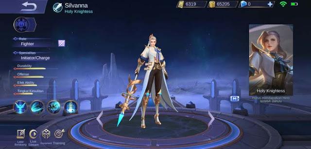 Hero Silvanna
